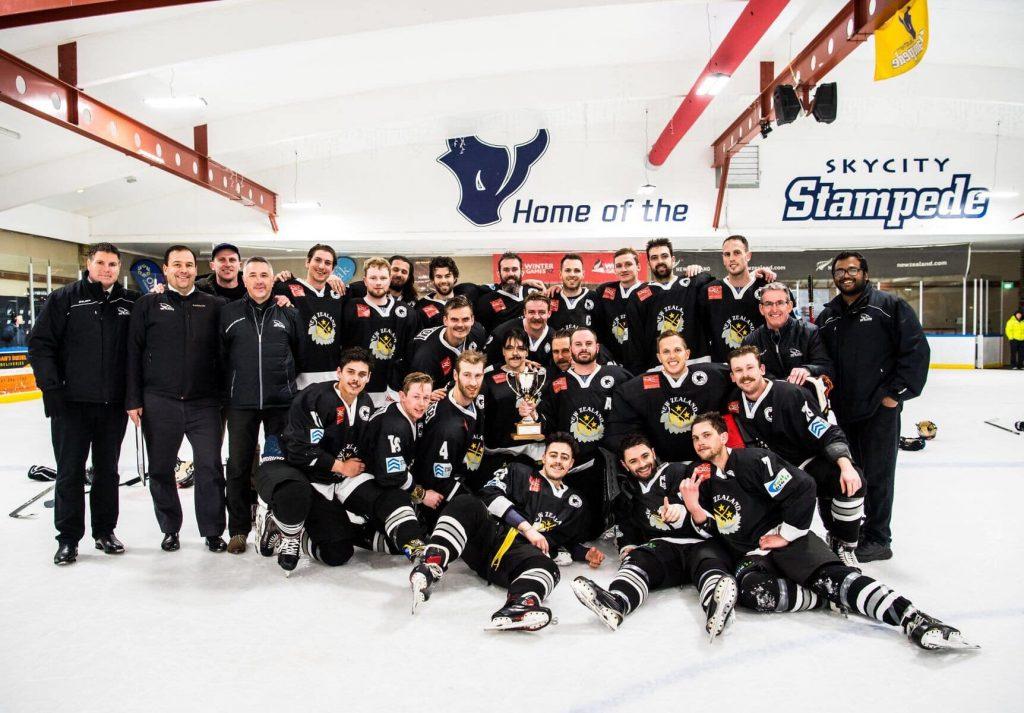 Physio360 New Zealand Ice Hockey Ice Blacks Physiotherapy Rehabilitation